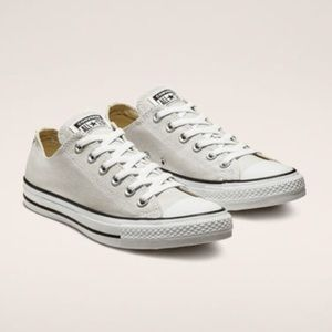 Light Grey Converse